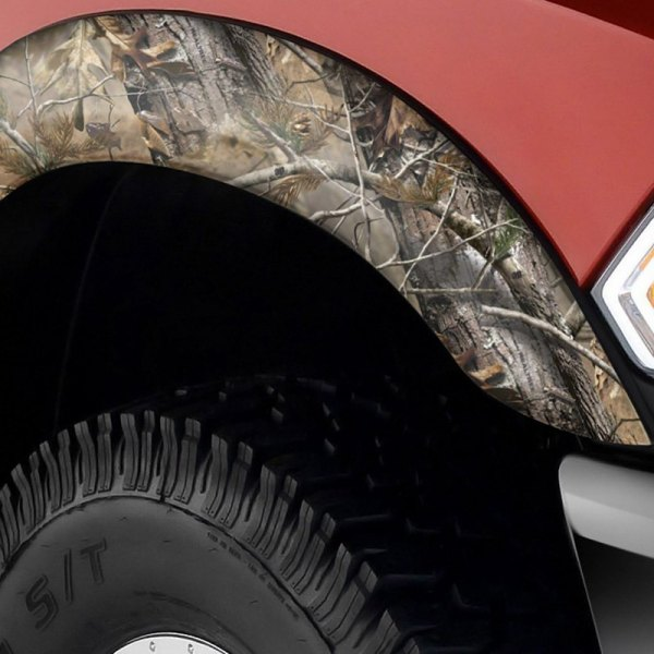 Stampede® - Original Riderz™ Realtree™ AP Front and Rear Fender Flares
