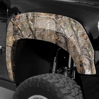 Stampede® - Trail Riderz™ Front and Rear Fender Flares