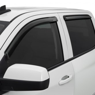 Stampede® - Tape-Onz™ Front and Rear Sidewind Deflectors