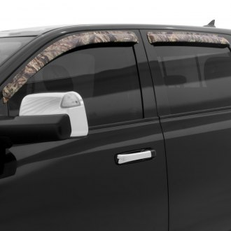 Stampede® - Tape-Onz™ Mossy Oak™ Break-Up Country Front and Rear Sidewind Deflectors