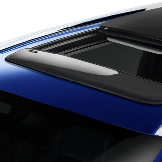 Stampede® - Smoke Wind Tamer Sunroof Deflector