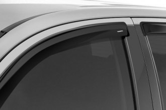 Stampede® - Tape-Onz™ Front and Rear Smoke Sidewind Deflectors