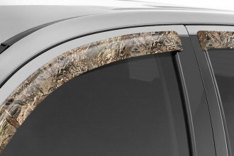 Stampede® - Tape-Onz™ Front and Rear Mossy Oak™ Duck Blind Sidewind Deflectors