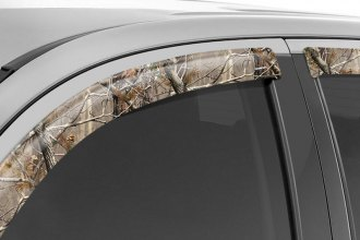 Stampede® - Tape-Onz™ Front and Rear Realtree™ AP Sidewind Deflectors