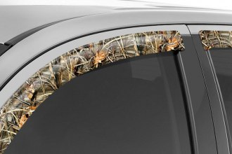 Stampede® - Tape-Onz™ Front and Rear Realtree™ Max-4 Sidewind Deflectors