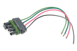 Standard® - Idle Speed Control Motor Connector