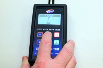 TechSmart T55001 Relearn and Scan Tool Menu Overview
