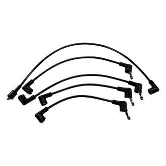 1984 renault fuego replacement ignition parts carid Fouler Spark standard intermotor spark plug wire set