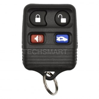 Standard® - TechSmart Remote Control Transmitter for Keyless Entry and Alarm System