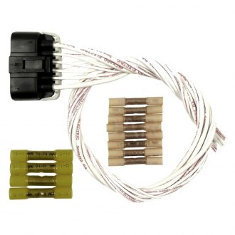 Standard® - Instrument Panel Harness Connector