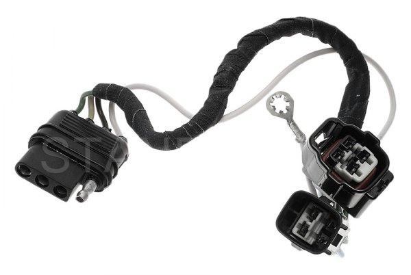 standard® - jeep wrangler 2001 trailer connector kit 2001 jeep wrangler trailer wiring 2001 jeep wrangler radio wiring diagram