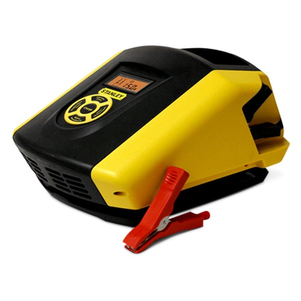 Stanley® - 15 Amp Battery Charger with Quick Start Timer