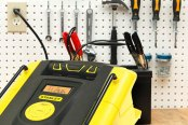 Stanley® - 25 Amp Battery Charger with 75 Amp Engine Start