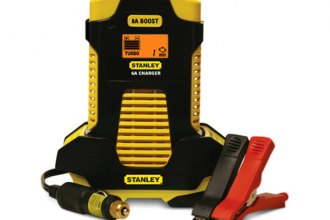 Stanley® - 6 AMP Automatic Battery Charger with 8 AMP Boost
