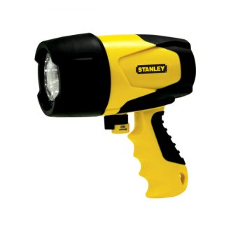 Stanley Tools® - 5 Watt LED Waterproof Rechargeable Spotlight