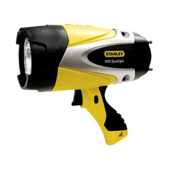Stanley Tools® - HID Rechargeable Spotlight