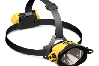 Stanley® - Waterproof LED Alkaline Headlamp