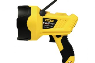Stanley® - Lithium Ion Rechargeable Spotlight