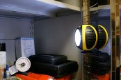Stanley® - SquidBrite™ LED Work Light in Use