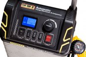 Stanley® - Rolling Battery Charger with Compressor