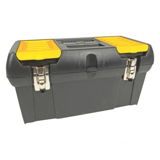 "Stanley® - 19"" 2000 Series Tool Box with Removable Tray"