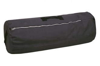 Stansport® - Duffel Bag With Zipper - Black - 25