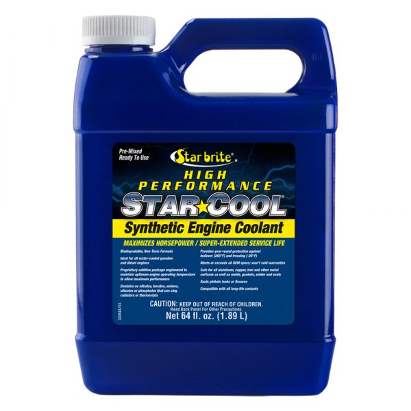 Star Brite® - Star-Cool™ Premium Synthetic PG Engine Coolant