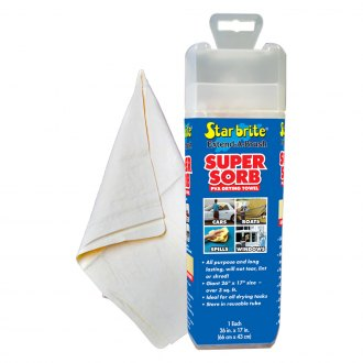 Star Brite® - Supersorb™ Smooth Synthetic PVA Wipes