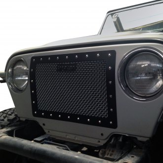 Status Grilles® - Mesh Grille