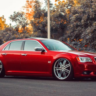STATUS® - GAME Chrome on Chrysler 300C