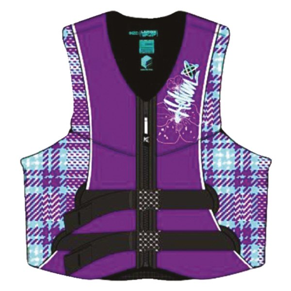 Stearns® - Women's Axis XX-Large Blue/Purple Neoprene Vest
