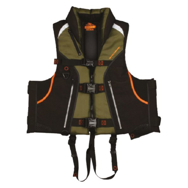 Stearns® - Trophy Series™ X-Large Green/Black Sport Vest