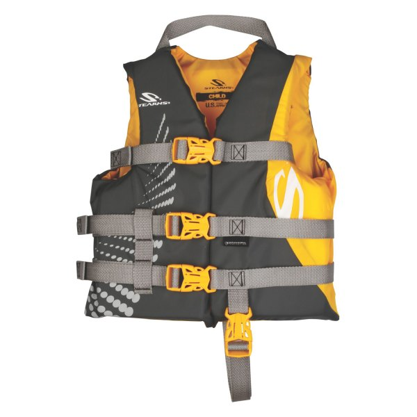 Stearns® - Antimicrobial Child Yellow Nylon Vest