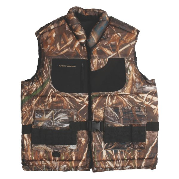 Stearns® - Outdoorsman Series Large Camo Hunting Vest