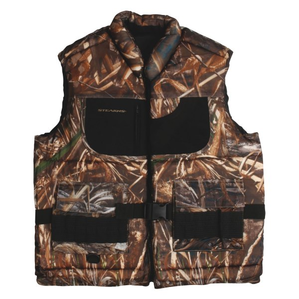 Stearns® - Outdoorsman Series XX-Large Camo Hunting Vest