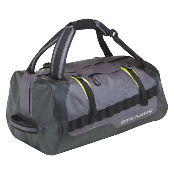 Stearns® - Large Gray Water-Resistant Gear Bag