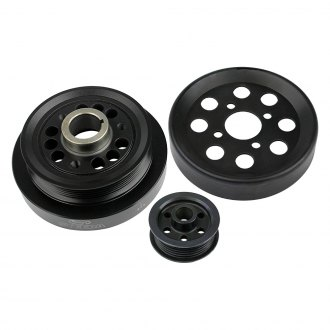 Steeda Autosports® - Underdrive Pulley Kit