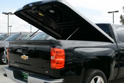 Steel Force® Tonneau Cover Installation (HD)