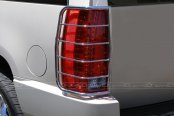 SteelCraft® - Stainless Steel Tail Light Guards - Installed