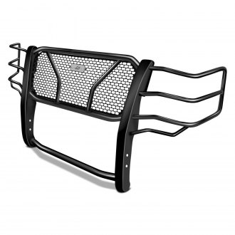 SteelCraft® - Black HD Grille Guard