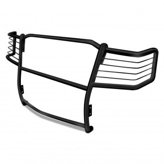 SteelCraft® - Black Grille Guard