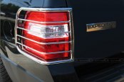 SteelCraft® - Stainless Steel Taillight Guards