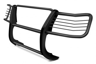 SteelCraft® - Black Powdercoat Grille Guard