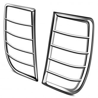 SteelCraft® - Stainless Steel Tail Light Guards