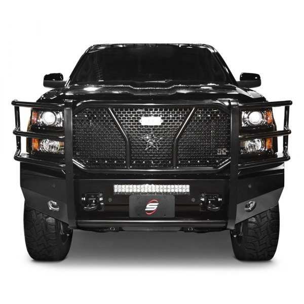 Front Elevation Grill : Steelcraft ford f elevation series™ full width
