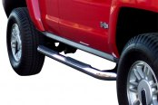 "SteelCraft® - 3"" Round Side Bars"
