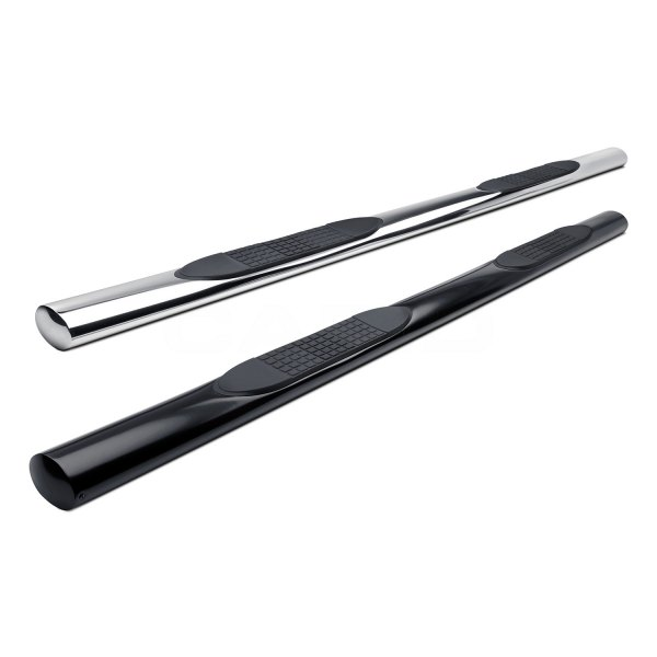 "Image may not reflect your exact vehicle! SteelCraft® - 4"" Oval Straight Side Bars"