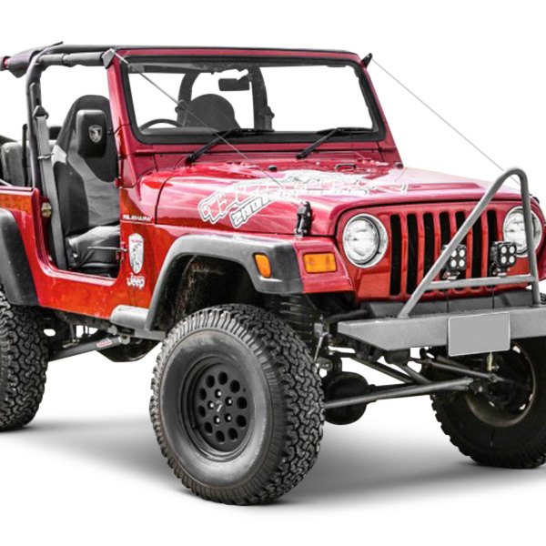 Steinjager Jeep Wrangler 1997 2006 Tricked Out Package