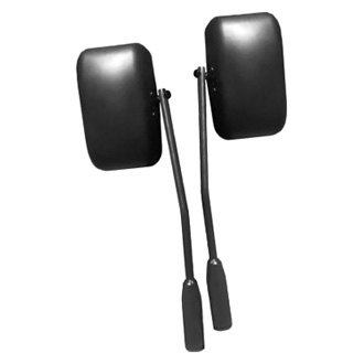 SteinJager® - Premium Side View Mirror and Foot Peg Kit