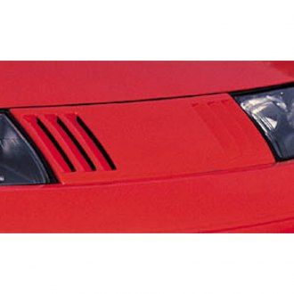 Stillen® - 1-Pc Louvered Nose Panel